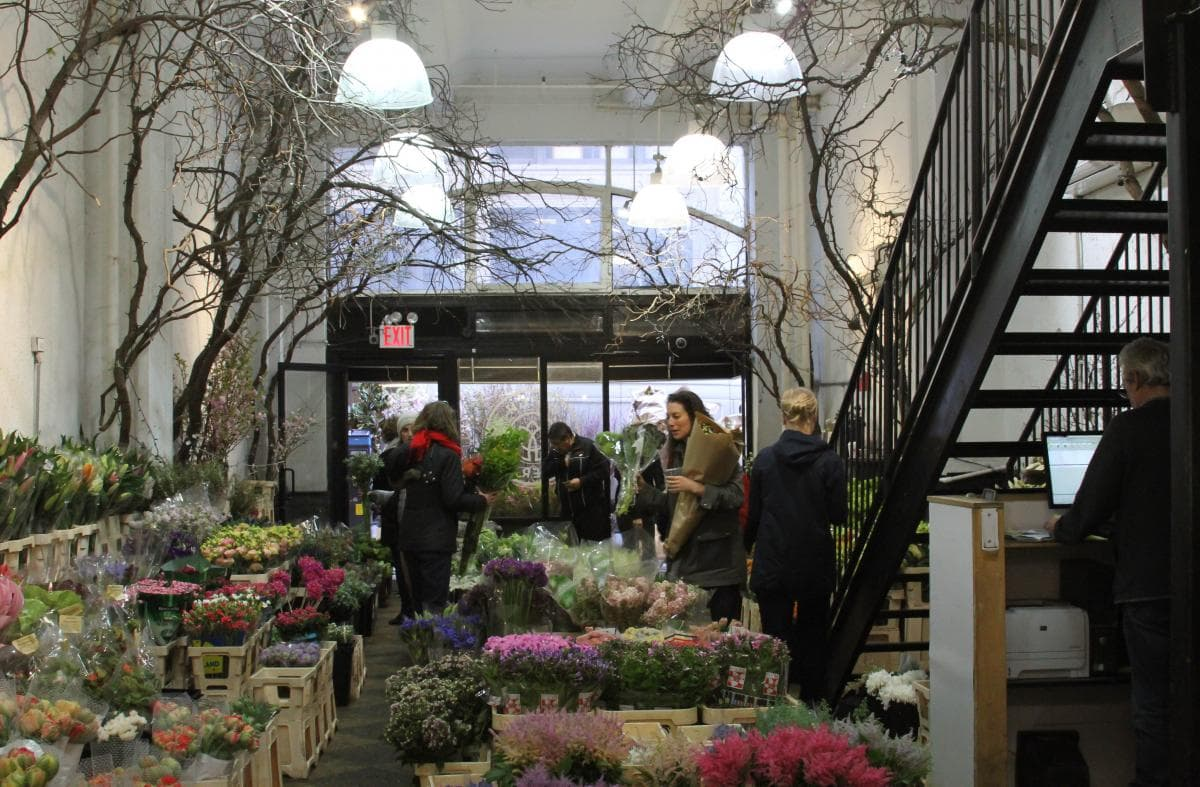 New York City: The Flower District