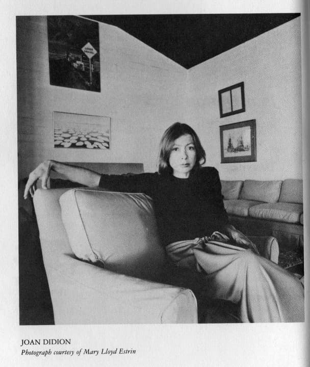 """on going home joan didion essay """"you can go home is a biography of joan didion written partly in the style of joan yet many of the essays in the nonfiction collection """"after."""